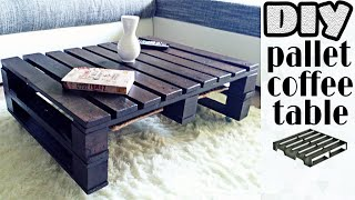 Download DIY - pallet coffee table Video