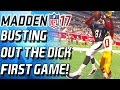 Download BUSTING OUT DICK LANE! DEBUT! - Madden 17 Ultimate Team Video
