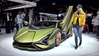 Download Lamborghini Sian - The Most Powerful Lamborghini Ever Made Video