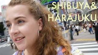 Download SHOPPING SPREE IN TOKYO (Shibuya&Harajuku) ► 初めて渋谷と原宿に行って買い物しすぎちゃった Video