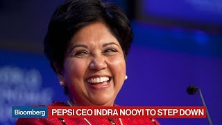 Download PepsiCo's Indra Nooyi to Step Down as CEO, Remain Chairman Video
