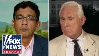 Download Roger Stone, Dinesh D'Souza react to DOJ IG's report Video