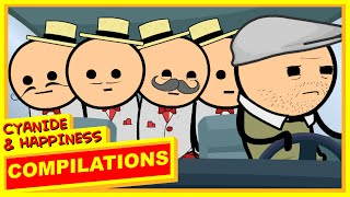 Download Cyanide & Happiness Compilation - #15 Video