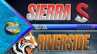 Download 2017 CCCAA Water Polo Women's Semifinals: Sierra vs Riverside Video