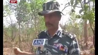 Download DIG, Dantewada Range: Naxals used villagers as human shield which led to so many casualties Video