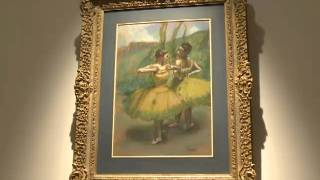 Download Gauguin, Degas et Magritte dans une vente aux enchères à Londres Video