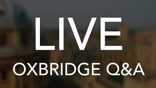 Download Live Oxbridge Q&A: SimonOxfPhys, Jake Wright, and JamoeMills Video