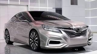 Download 2018 Honda Accord - in the USA It is Honda's third best selling model, behind Civic and CR-V Video