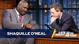 Download Shaquille O'Neal Is a Hall of Fame Ambassador of Fun Video