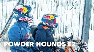 Download Evolving & Adapting the Sport of Snowbiking | Powder Hounds E2 Video