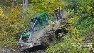 Download Débardage en hautes montagnes John deere 548 G3 [HD] Video
