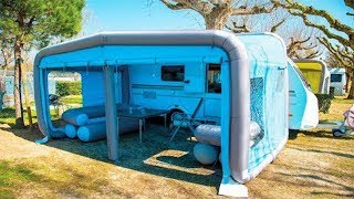 Download 10 AWESOME CAMPING INVENTIONS Video