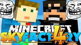 Download Minecraft: SkyFactory 4 -CRAINER ON VACATION TROLL!! [12] Video