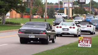 Download Amazing Muscle Car Burnouts & Drive bys Video
