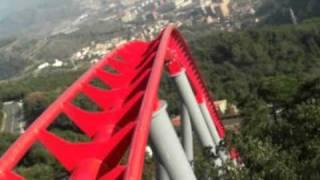 Download nueva montaña rusa del tibidabo alta calidad Video
