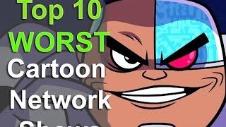 Download Top 10 Worst Cartoon Network Shows Video