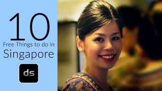 Download 10 Free Things to do in Singapore Video
