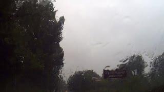Download Hatalmas felhőszakadásban autóztunk - Fertőhomok-Hidegség-Fertőboz-Nagycenk útszakaszon Video