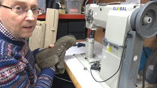 Download Boot Repair on a Post Bed Sewing Machine Video