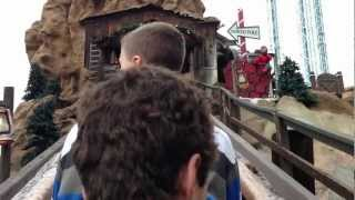 Download Knott's Berry Farm Log Ride Christmas 2012 Video