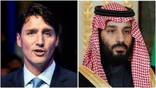Download Canada appears to stand alone in feud with Saudi Arabia Video