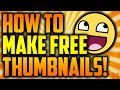 Download How To Make Thumbnails For FREE With Pixlr! Video