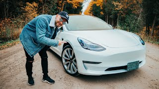 Download 5 Reasons To Buy A TESLA Model 3 Video