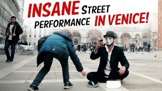 Download Parov Stelar - The Phantom (Street Performance) ft. NEILAND Video