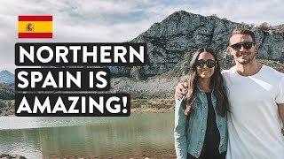 Download PEAKS OF EUROPE   Northern Spain Travel Vlog   Picos De Europa National Park Asturias Video