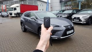 Download 2018 Lexus NX 300h: In-Depth Exterior and Interior Tour! Video