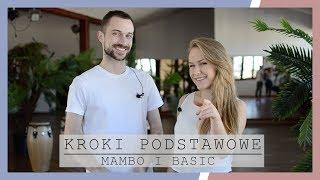 Download SALSA KUBAŃSKA - Kroki podstawowe #1 Mambo i Basic Video
