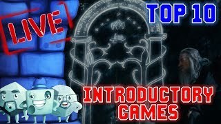 Download Top 10 Introductory Games Video