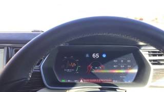 Download What happens when you fall asleep with your Tesla on Autopilot Video