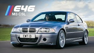 Download BMW E46 M3 CSL: The M3 Masterpieces Ep.3 | Carfection 4K Video