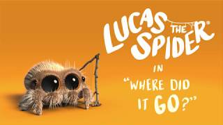 Download Lucas The Spider - Where Did It Go? Video