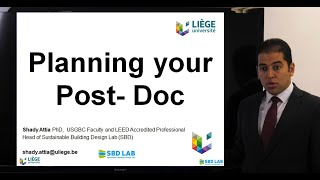 Download Planning your Post-Doc Video