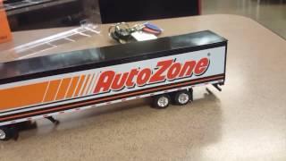 Download Autozone 18-Wheeler 1/64 diecast collectible. Video