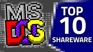 Download My Top 10 Shareware DOS Games Video