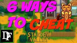 Download 6 Ways To CHEAT - Stardew Valley Video