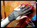 Download how to apply easy simple henna MEHNDI DESIGNS for hands TUTORIAL FOR EID 2017 Video
