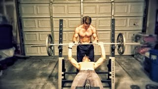 Download 14 Year Old Bodybuilder Maxing Bench Press Video