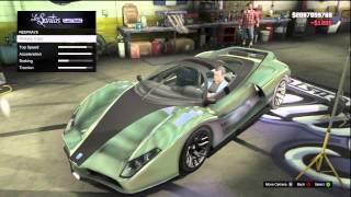Download GTA 5: FULLY CUSTOMIZED Ferrari F512 (Grotti Cheetah) Los Santos Customs + Gameplay Video