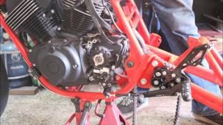 Download Buccaneer 250i cafe racer - By Barcode Chabubderm Video