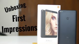 Download Xiaomi Mi Max 2 India Unboxing & First Impressions Video