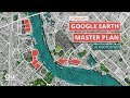 Download Google Earth Master Plan in Photoshop Video