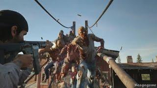 Download Days Gone - E3 2016 Gameplay Walkthorugh - PS4 Video