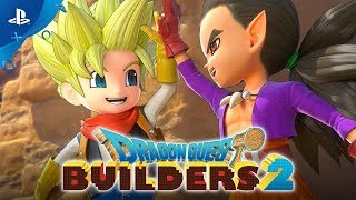 Download Dragon Quest Builders 2 - Boy Builder Opening Movie   PS4 Video