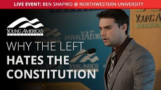 Download Ben Shapiro LIVE at Northwestern University Video