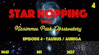 Download Star Hopping #4 - Find the Pleiades, the Crab Nebula, and M37 Video