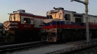 Download TCDD DE 33 049 ile DE 24 260 Erzincan Gar Manevra Video